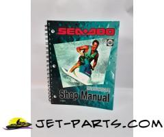 Sea-Doo Werkplaatsboek SP/SPI/SPX/GTS/GTX/XP/Explorer www.jet-parts.com
